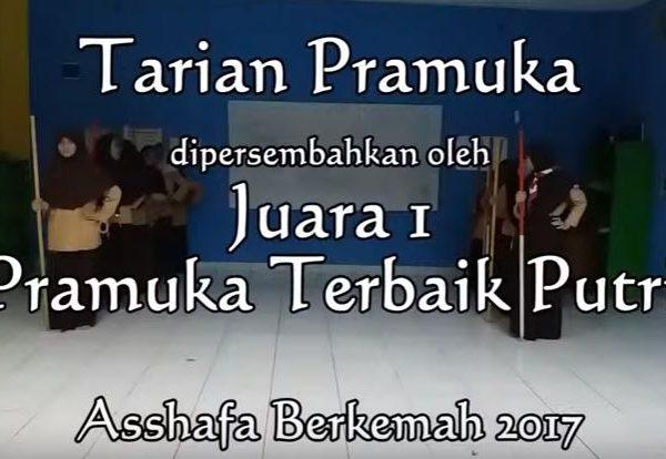 TARIAN PRAMUKA ASSHAFA_ASSHAFA BERKEMAH 2017